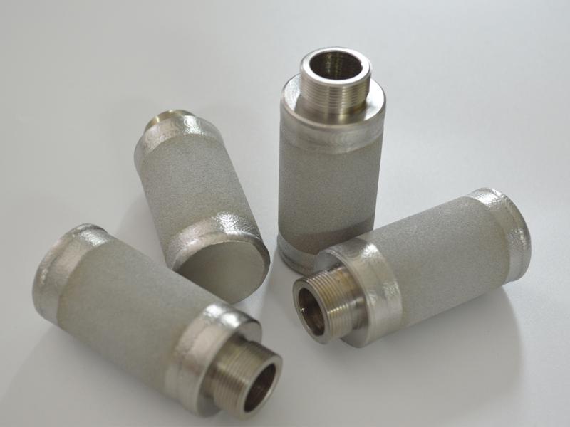 医用级钛粉末烧结多孔材料医疗行业用于制作生物植入体