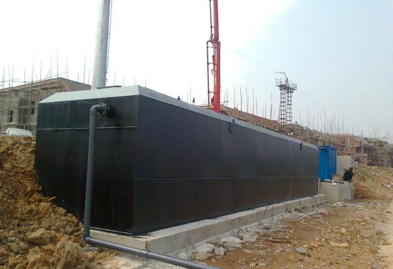 一体化污水处理设备 碳钢材质 防腐耐蚀 天畅环保 厂家直销 可定制