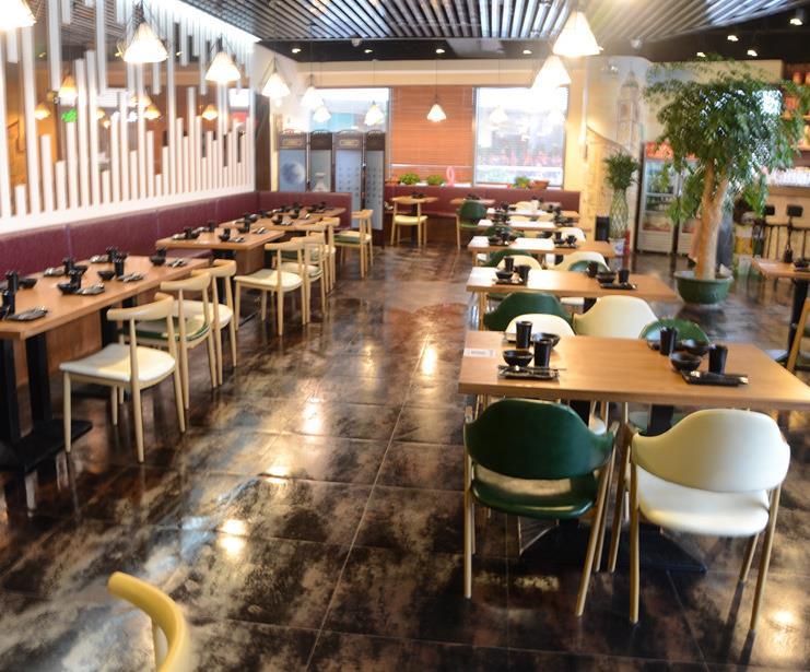 快餐店桌椅,榆林餐厅桌椅