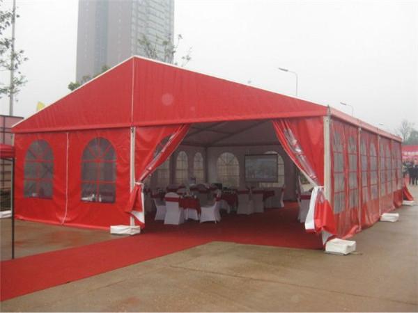 贵州厂家直销2020款全新婚礼蓬房 婚宴酒席帐篷 喜蓬喜事大棚出租