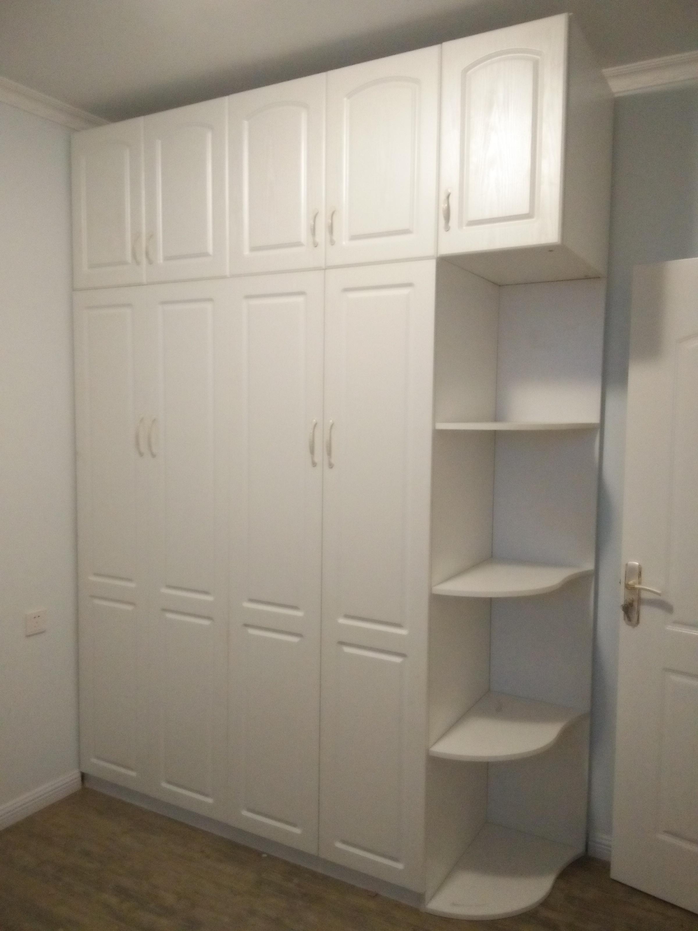 西安专业全屋定制厂家定制衣柜酒柜多层板颜色可选