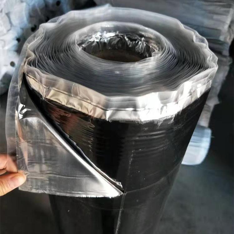 贵州厂家供应1.5mm*1m*20m交联反应粘防水卷材