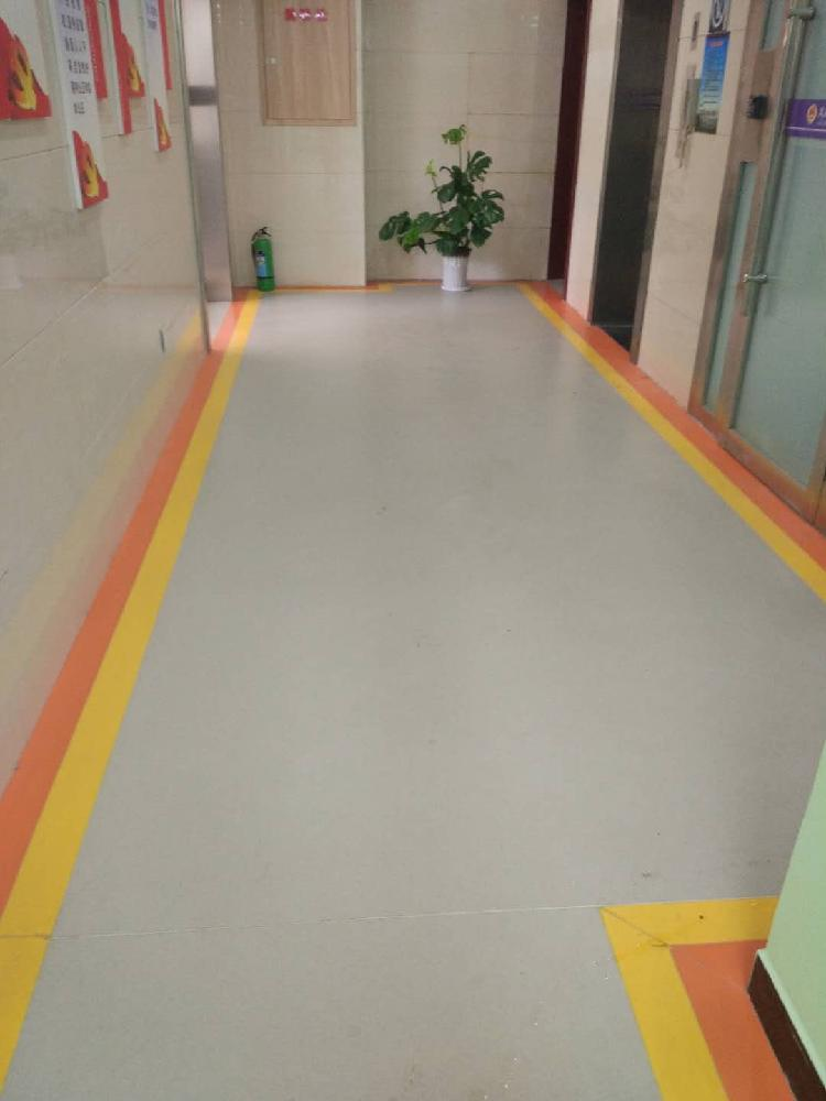 塑胶地面 塑胶地板生产厂家 塑胶地板规格定制