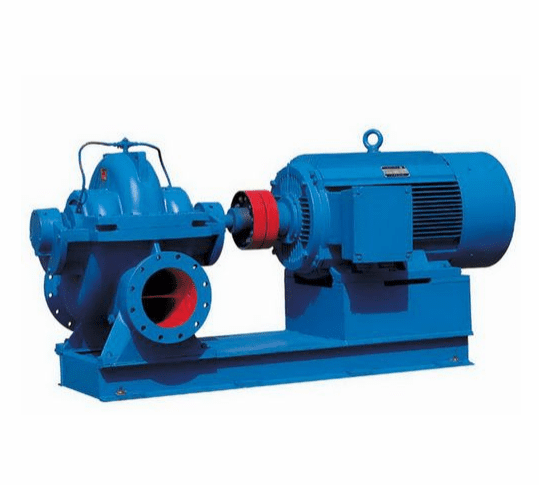 SOW 350-640, SOW 400-550山东双轮SOW系列卧式中开蜗壳双吸离心泵及其配件