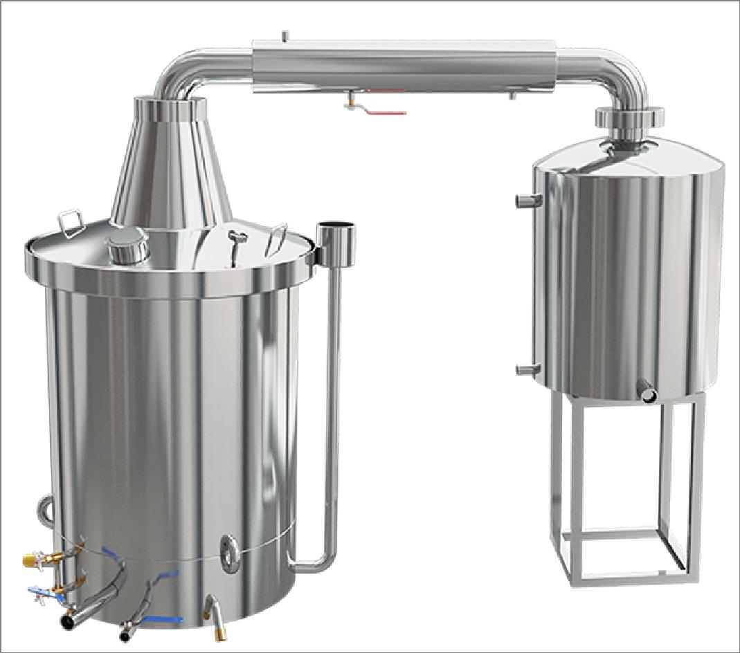 304不锈钢酿酒设备 蒸酒设备厂家