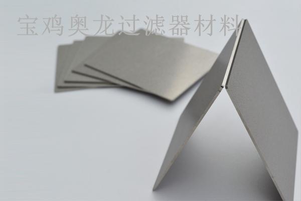气体液体金属过滤片耐高温不锈钢过滤片粉末烧结过滤片
