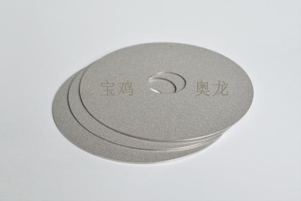 烧结金属多孔材料燃料电池电极基体材料