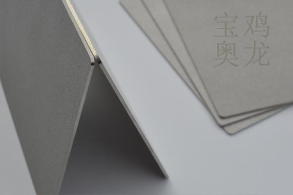 宝鸡奥龙现货5微米不锈钢烧结金属多孔材料烧结多孔过滤板