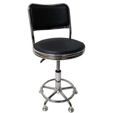 西安实验室家具定制设计实验室配件圆实验凳带靠背实验凳