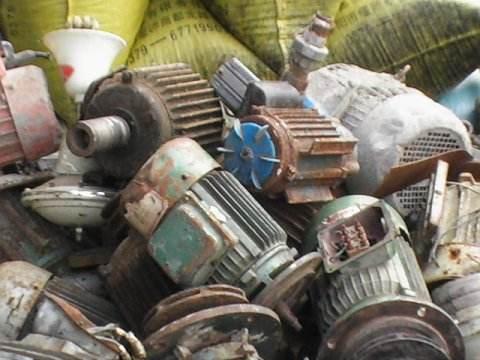 诚信华阴市电机回收 西北专业电机回收公司