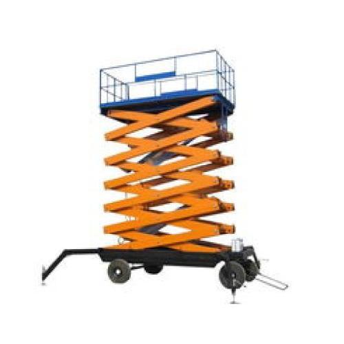 移动升降平台移动升价货梯 剪叉式升降机