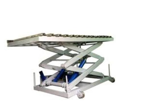 贵州厂家直销剪叉式高空作业平台剪叉式液压升降机