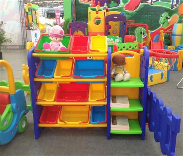 贵州厂家直销儿童置物架落地储物架移动收纳小推车置物架