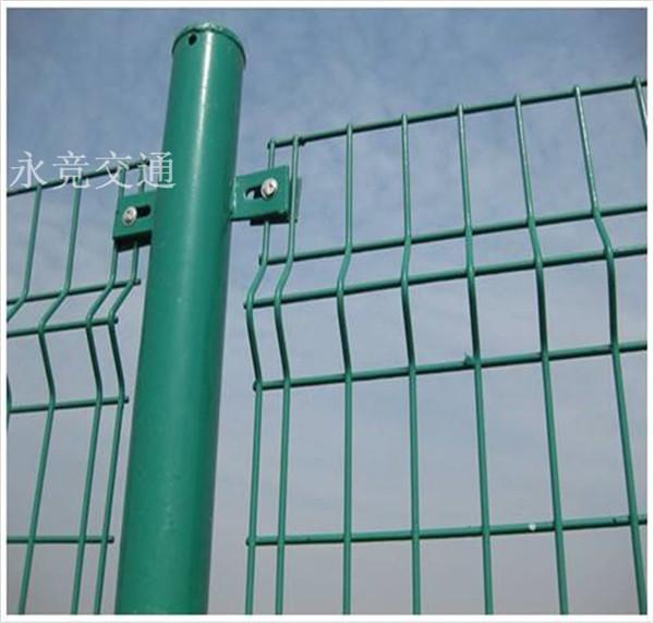 贵阳厂家直供栅栏护双边丝护栏网铁丝网