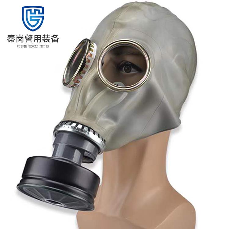 防毒面具 防毒烟毒雾面具厂家直销