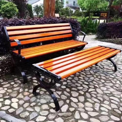 西安厂家批发定制公园休闲椅 户外椅定做