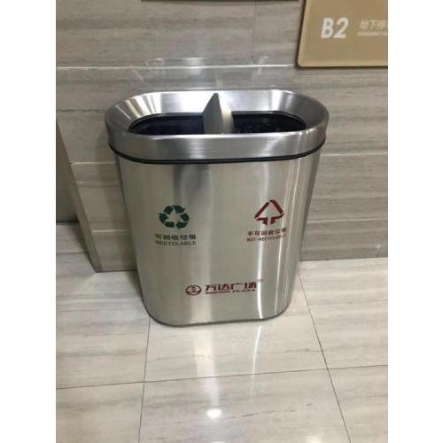 西安定制室内分类垃圾桶厂家