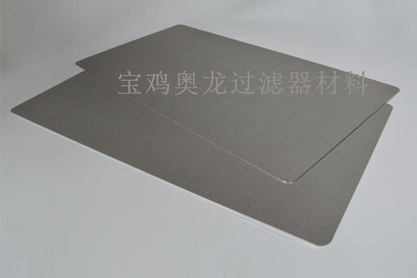 金属烧结多孔材料 多孔电极 多孔过滤板 多孔限流板