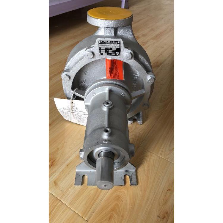 NTT热油泵 ALLWEILER热水循环泵 水和油循环泵