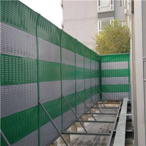 贵州厂家生产路边声屏障护栏环城高速声屏板城市高架减噪围栏