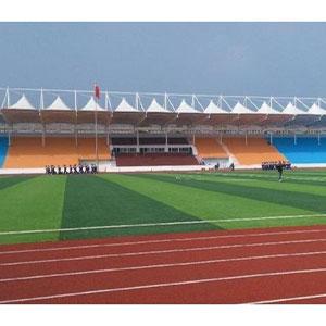 贵州厂家专业制作环保膜结构景观棚户外体育场精美景观棚体育场棚
