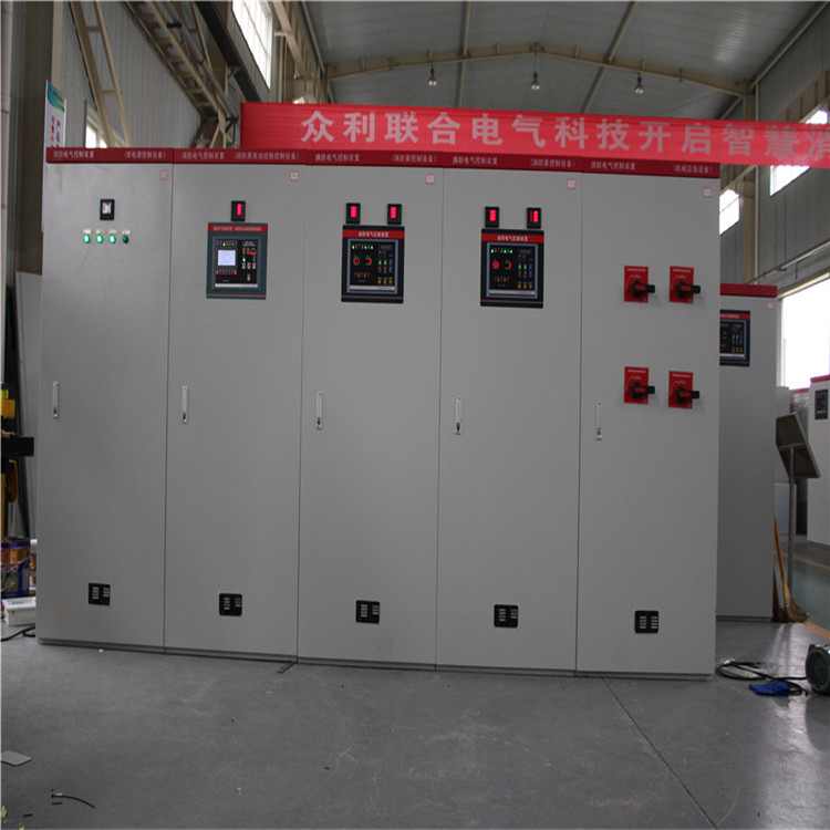 内部接线清晰消防巡检柜 ip55防护等级