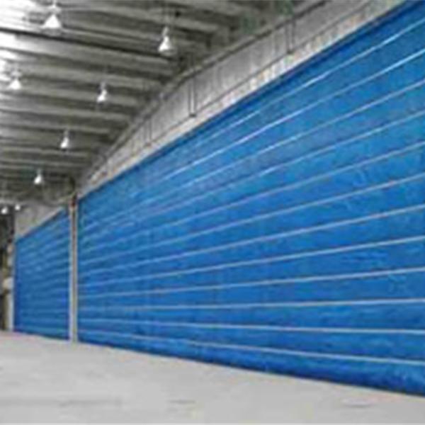 西安防火卷帘门定制定做 上门测量安装