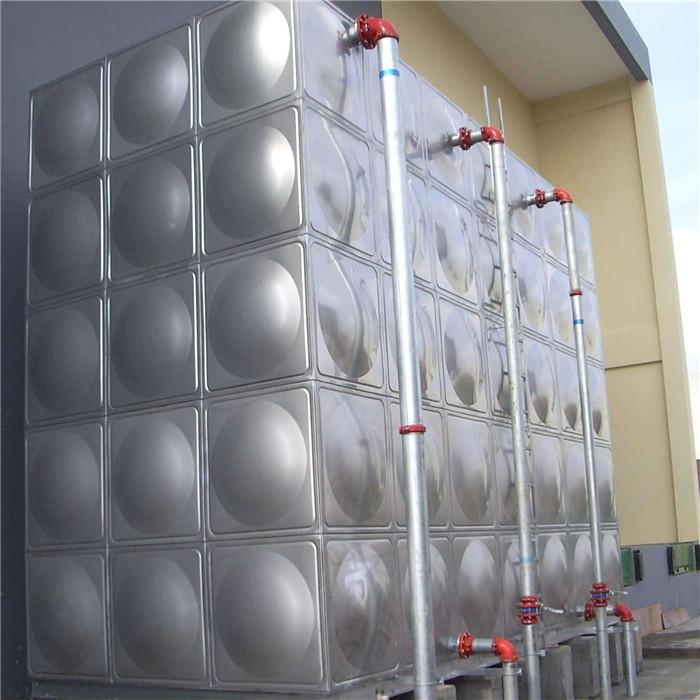 甘肃不锈钢水箱厂家 天和供水设备