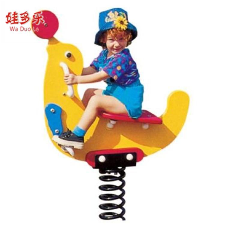 商洛儿童摇摇马生产厂家 儿童娱乐器材