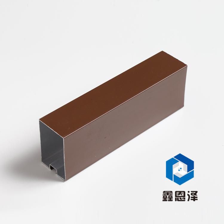 铝方管  6063铝管、6061铝管铝方管定制厂家