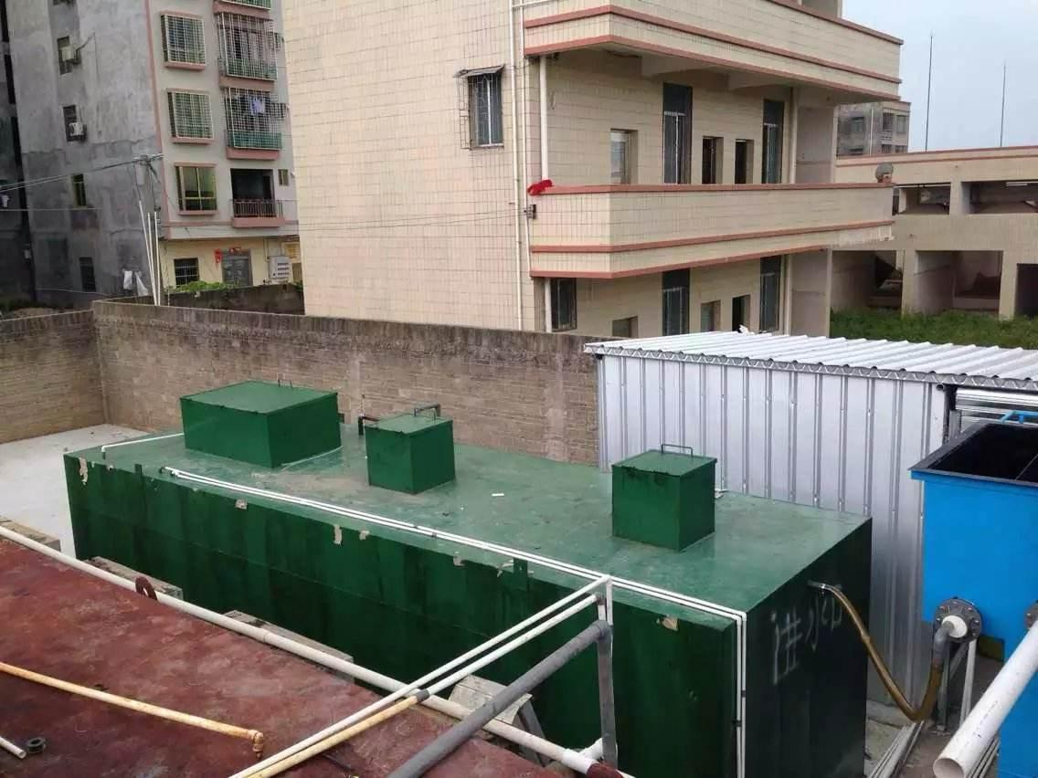 污水处理一体化设备_陕西天畅_排放达标_ 质保期限长_工期短_免费安装