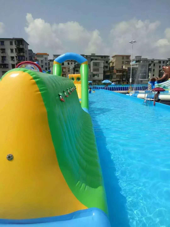 水上娱乐设施