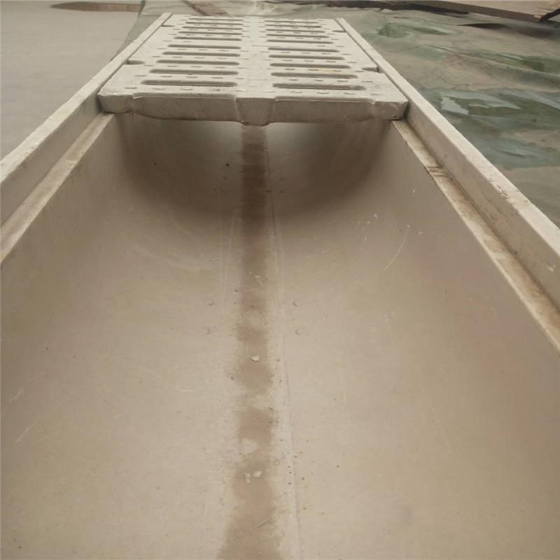 陕西西安成品排水沟槽 下水道盖板排水槽 不锈钢线性排水沟 厨房排水槽
