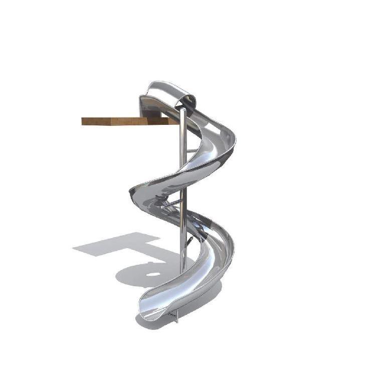 陕西不锈钢滑梯生产厂家 送货上门安装