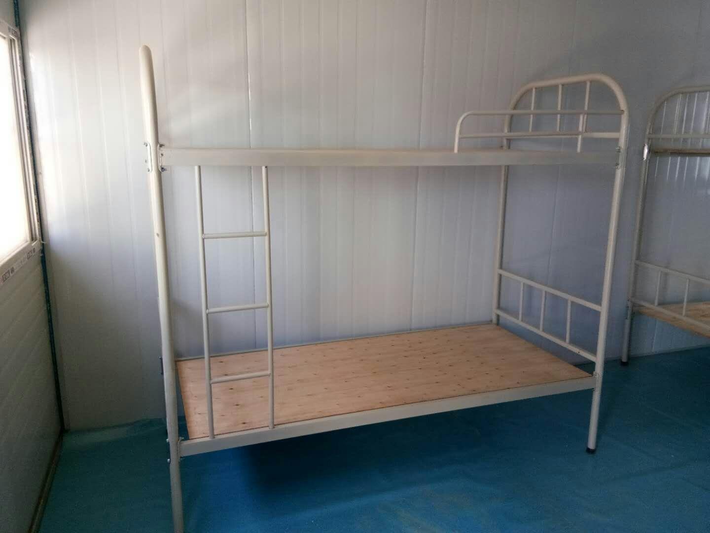 西安架子床 双层架子床 快拼床 架子床厂家 学生床 双层公寓床