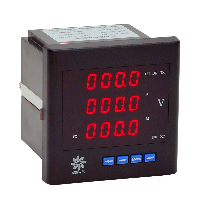 三相电流表 电压仪表