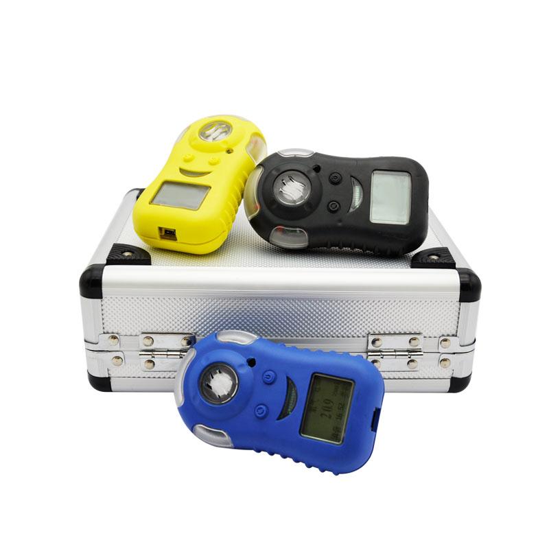 西安华凡HFP-1201手持便携式甲烷乙烷乙炔报警器可燃气体检测仪