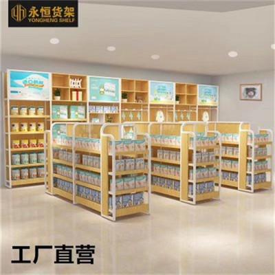 贵州精品木质货架厂家直接接单定做