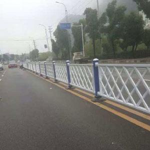 贵州交通防护栏市政道路护栏隔离栏交通围栏马路人行道栏杆60公分高