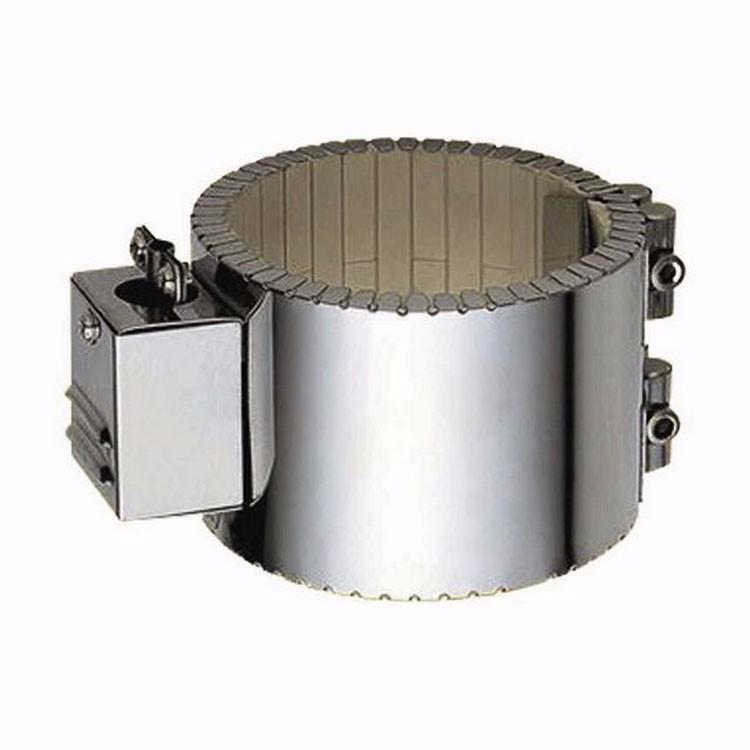 厂家定制高温陶瓷加热管 注塑机电加热管 挤出机加热圈