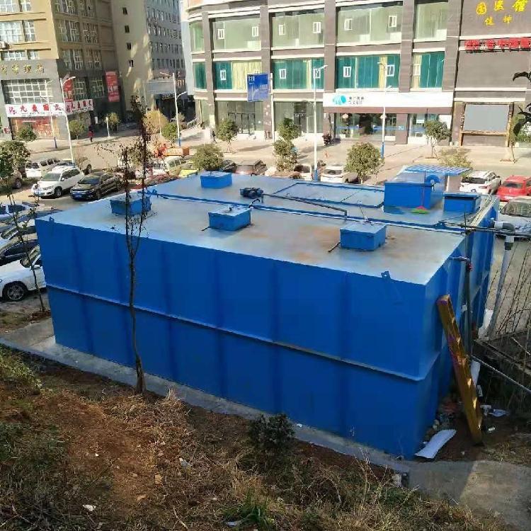 西安一体化污水处理设备