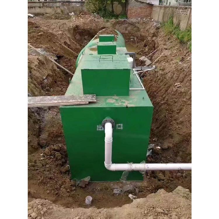 西安地埋式污水处理设备价格 高效污水处理