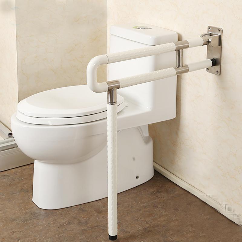 残疾人卫浴扶手 无障碍扶手 加工定制