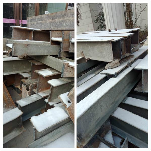 西安回收废旧金属 废旧角钢回收 废旧钢管回收价格