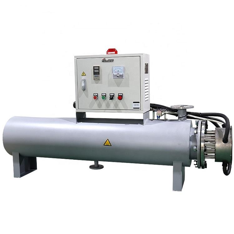 厂家定制管道液体加热器 气体加热器 热风加热器管道式空气加热器