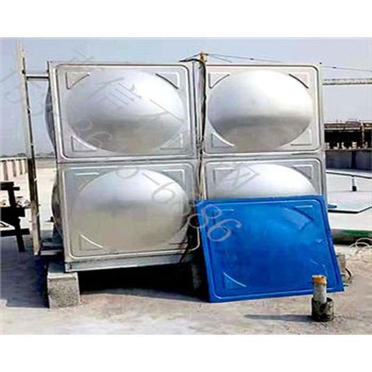 西安生活水箱 不锈钢保温水箱