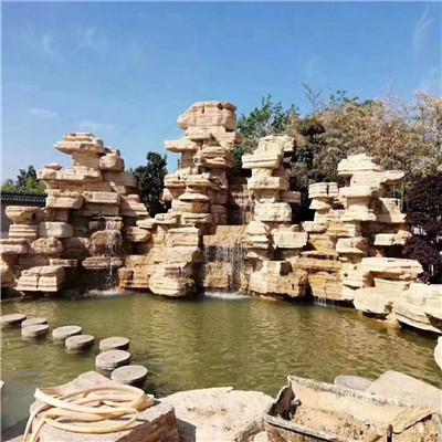 贵州厂家销售假山石矿山及大型园林石