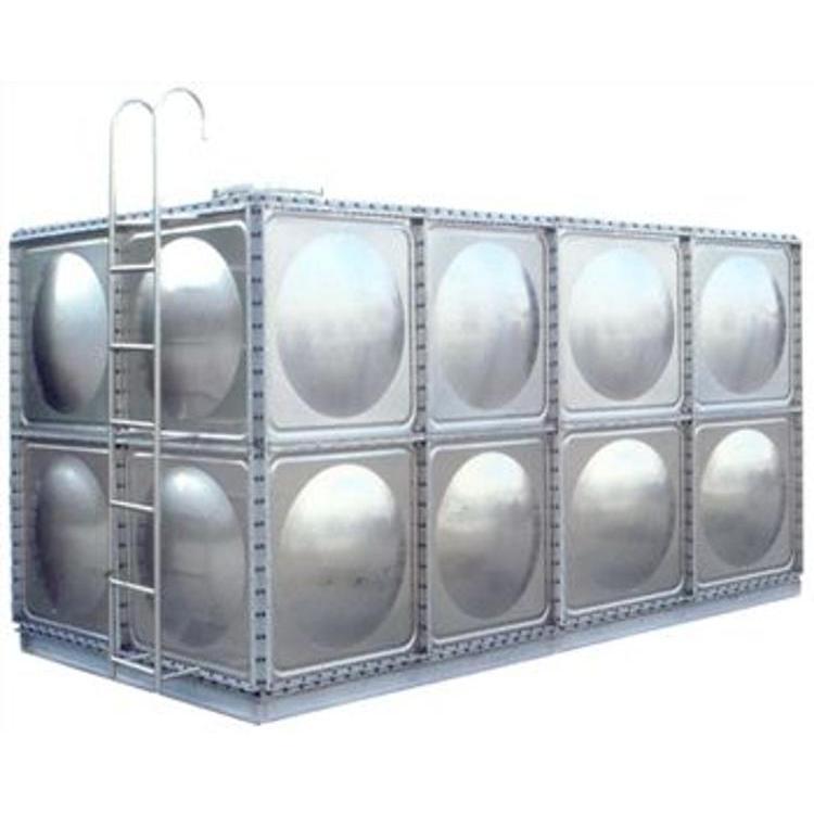 西安消防水箱厂 装配式镀锌水箱