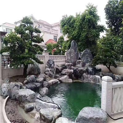 贵州厂家直销景区加工销售假山鱼池