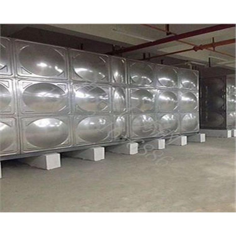 西安消防水箱厂 不锈钢装配水箱 厂家直销
